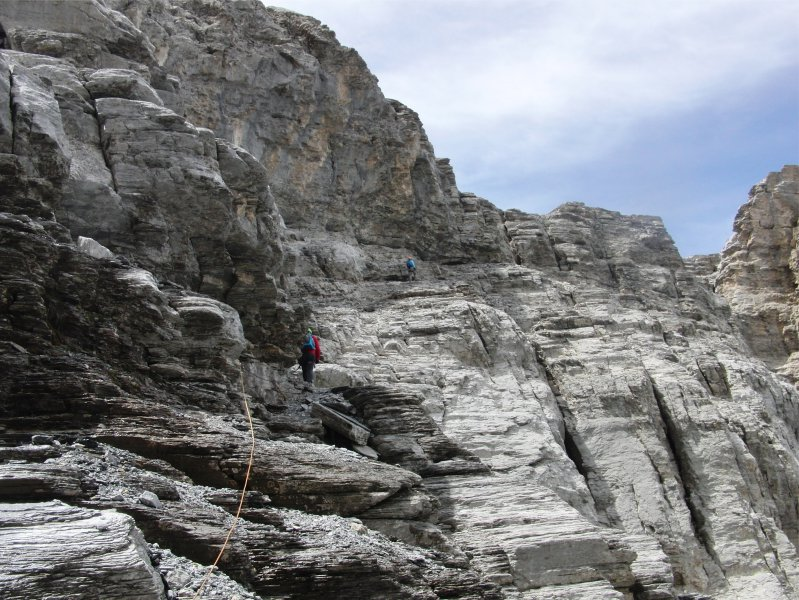 Klettersteig Rotstock : Klettersteig kurs am rotstock station eigergletscher