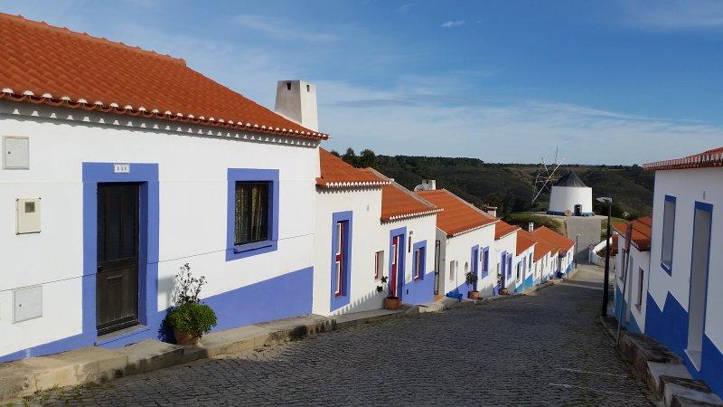 Unsere schönste Unterkunft. Das Casas Do Moinho - Turismo De Aldeia Hotel in Odeceixe.