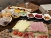 Ein Traum von einem Frühstück im Casas Do Moinho - Turismo De Aldeia Hotel.