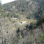 Das Ziel vor Augen: die Zastler Hütte