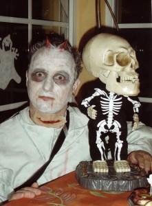 VOR der Verwandlung (Halloween Vampir)
