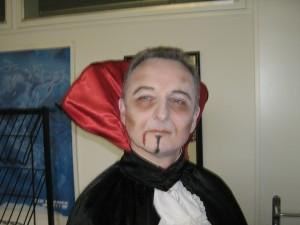 NACH der Verwandlung (Halloween Vampir)