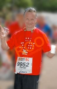 Hamburg Marathon 2009 - Startnummer 9952.