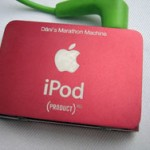 iPod shuffle RED Product