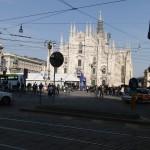 Blick zum Duomo