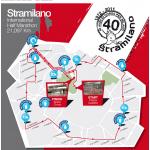 Strecke Stramilano 2011