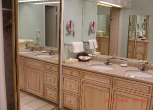 Badezimmer: Platz für die ganze Familie