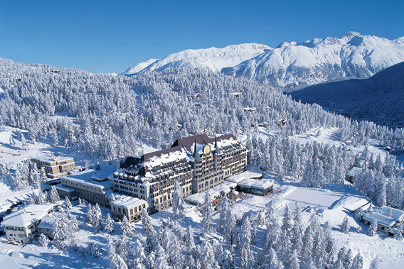 Suvretta House St Moritz
